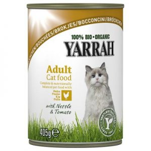 Yarrah Bio Organic Cat Food