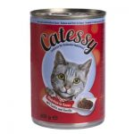 Catessy Hapjes in Saus