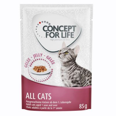 Concept for Life All Cats in Gelei