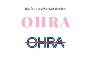 Kattenverzekering Review Ohra