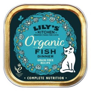 Lily's Kitchen Organic Dinner Adult Cat