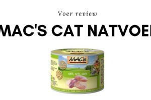 Mac's Cat natvoer review