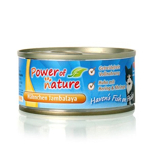 Power of Nature - Havens Fish - Chicken Jambalaya