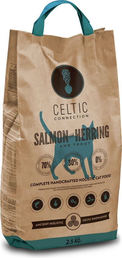 Celtic Connection Zalm met haring en forel