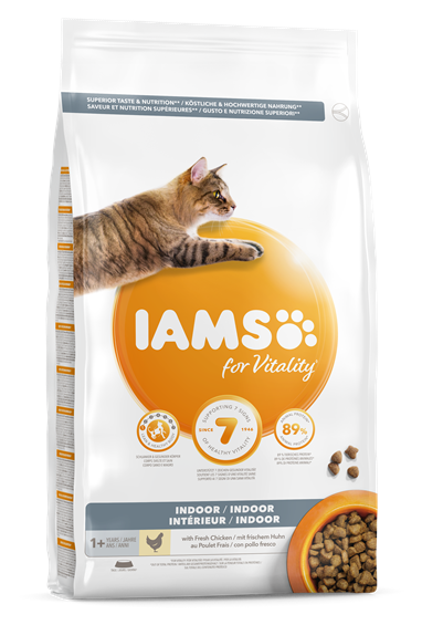 Iams Vitality Adult Indoor