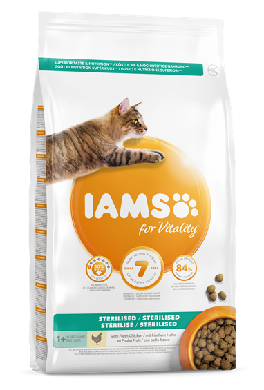 Iams Vitality Adult Light in Fat