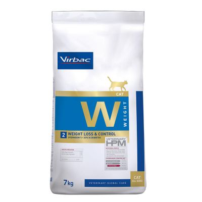 Virbac W2 Weight loss and control