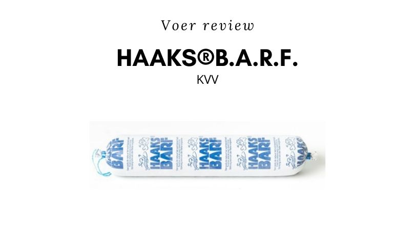 Voer review HaaksBARF KVV